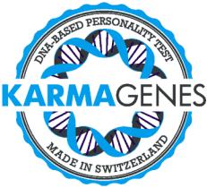 Karma Genes Logo